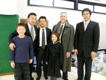 Ray, Sugawara Shihan, Kanazawa Shihan, Kokoro, Me, Suzuki Sensei